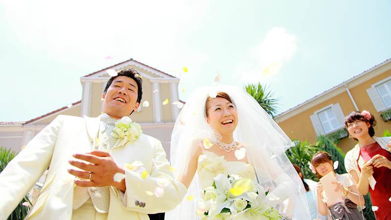 結婚式が盛り上がるオープニングムービー