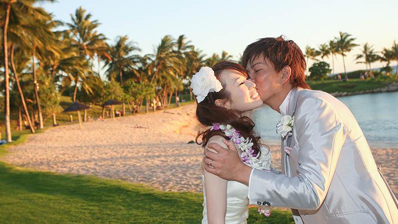 家族・親族だけの結婚式におすすめのプロフィールムービー